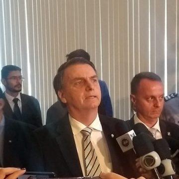 Bolsonaro diz que não prorrogará intervenção federal na segurança pública do Rio