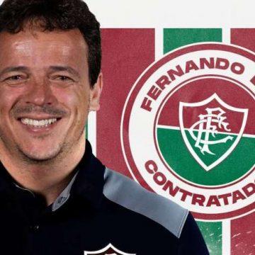 Fernando Diniz é anunciado como novo treinador do Fluminense e será apresentado nesta Quinta-Feira