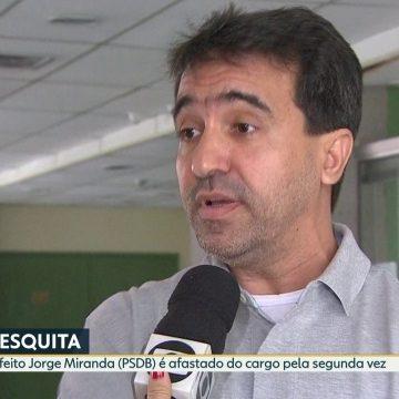 Desembargadora adia julgamento de processo que poderia afastar prefeito de Mesquita do cargo  pela terceira vez