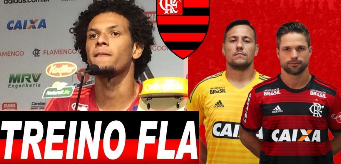"""Marcos Braz projeta Flamengo com Diego Alves, Diego e Arão em 2019: """"Acima da média"""""""