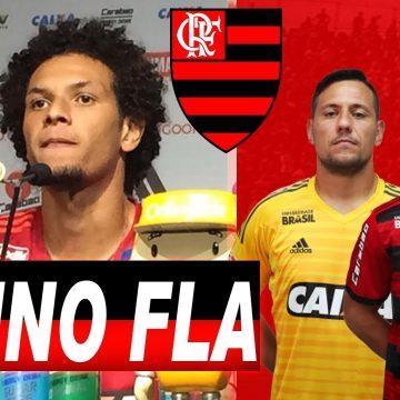 Marcos Braz projeta Flamengo com Diego Alves, Diego e Arão em 2019: ''Acima da média''