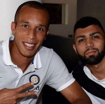 Inter de Milão dá prioridade ao Flamengo por Gabigol e Miranda, mas quer Lincoln