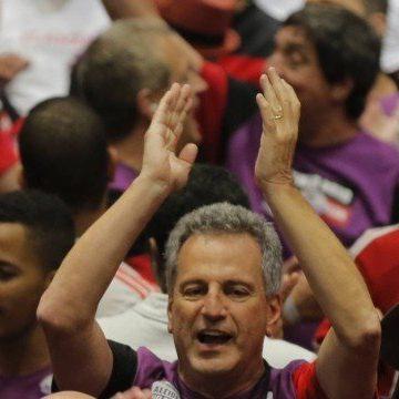 Oposição vence e Rodolfo Landim é o novo presidente do Flamengo