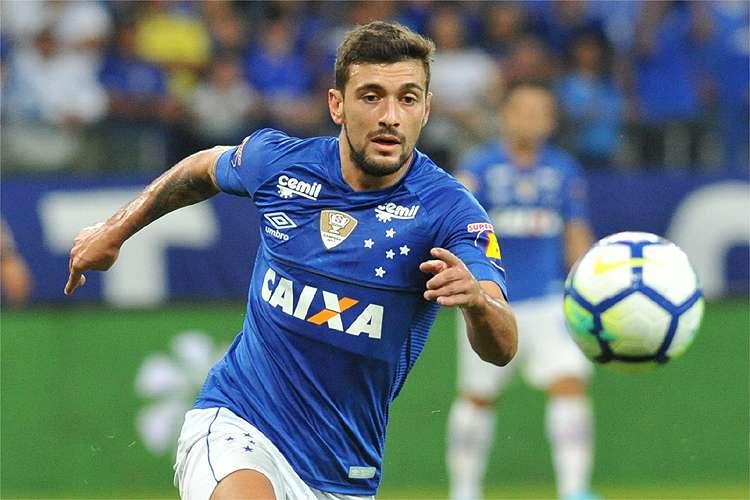 Arrascaeta é do Mengão:Fim da novela: após acordo com Cruzeiro rubro negro acerta contratação