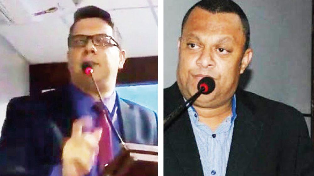 Disputa pela Câmara de Mesquita vira caso de Polícia e  terá que ser resolvida pela Justiça