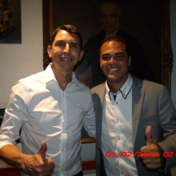 Felipinho Ravis é o novo presidente da Câmara Municipal de Nova Iguaçu