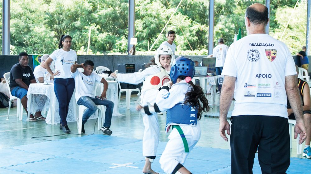 Nova Iguaçu recebeu o Festival de Arte Marcial da Baixada Fluminense