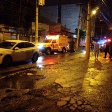 Taxista morre com um tiro na cabeça durante arrastão em Madureira