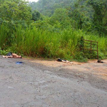 Oito corpos encontrados em Nova Iguaçu
