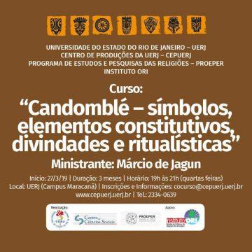 UERJ e UFF promovem cursos de conhecimento da cultura Yorùbá