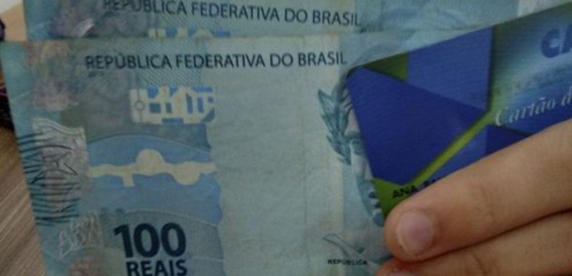 Lote do PIS de até R$ 998 começa a ser pago pela Caixa Econômica nesta terça-feira