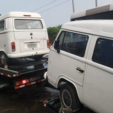 Fiscais removem e lacram 46 vans em vários bairros do município do Rio
