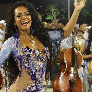 Escolas de samba voltam a fazer ensaios técnicos na Marquês de Sapucaí