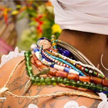 As jóias sagradas e a religião de matriz africana