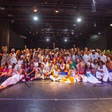 Espetáculo Cosmogonia Africana é sucesso de público no Rio de Janeiro!