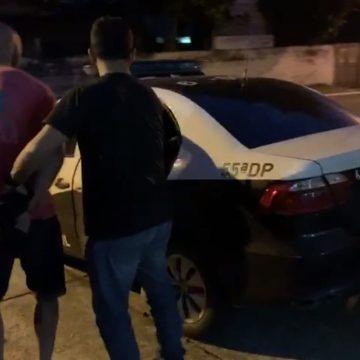 Homem que cometeu feminicídio em Queimados é preso