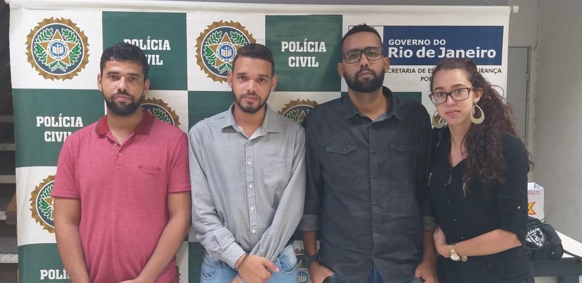 Polícia Civil prende grupo acusado de praticar estelionato em Nova Iguaçu