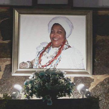 Madureira celebra a reabertura do Ilê Àṣẹ da saudosa Ìyá Regina de Oṣọ́ọ̀si