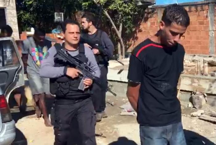 Polícia prende cinco milicianos envolvidos na morte de adolescentes na Baixada