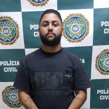 Polícia Civil prende responsável financeiro da milícia de Seropédica