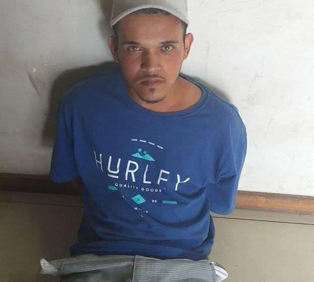 Homem é preso após roubar carro em Mesquita