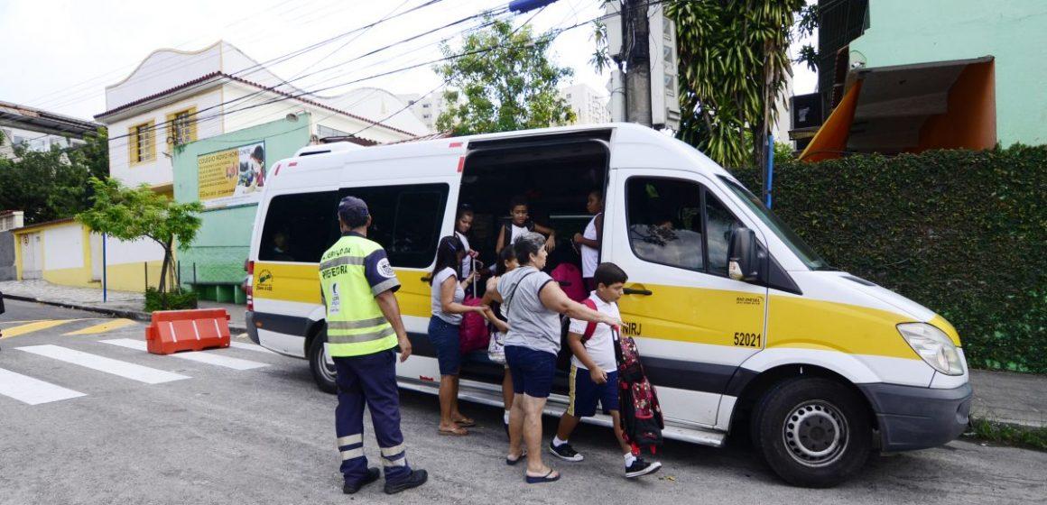 Transporte de escolares terá vistoria em Nova Iguaçu durante o mês de maio