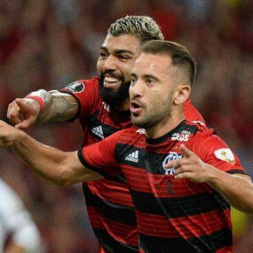 Abel testa o Flamengo sem Everton Ribeiro e Gabigol antes da final contra o Vasco