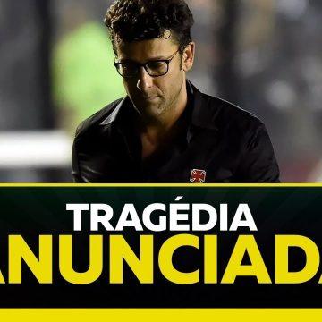 Dorival Júnior ganha força em São Januário, mas alto salário pode atrapalhar a volta do treinador
