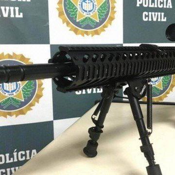 Polícia descobre que PM preso tentando vender fuzil era armeiro oficial do  tráfico