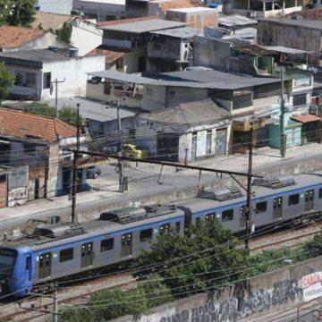 Ramal Belford Roxo tem problemas na rede elétrica e trens circulam com atrasos