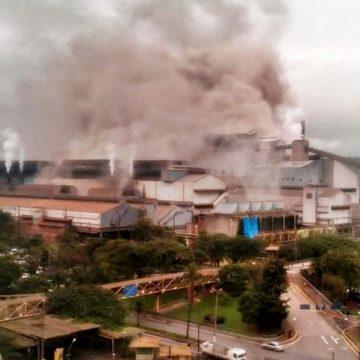 Explosão na CSN deixa funcionários feridos