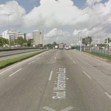 PM é assassinado em tentativa de assalto na Rodovia Washington Luiz, altura de Duque de Caxia