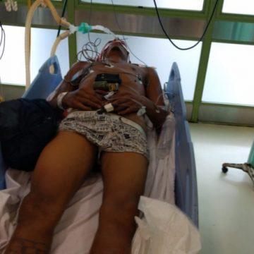 Homem morre com granada no bolso durante atendimento no Hospital Lourenço Jorge