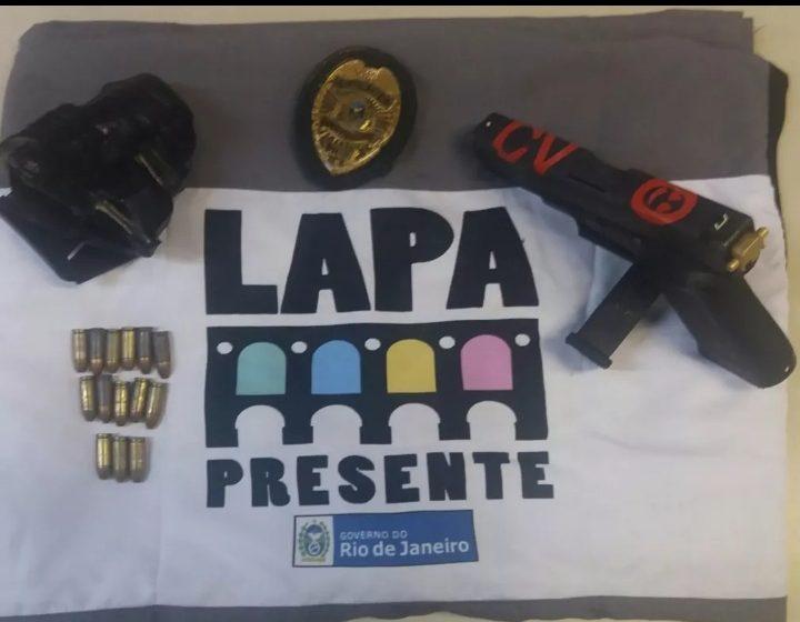 Seis suspeitos são presos após perseguição na Zona Sul do Rio
