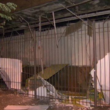 Criminosos explodem agência bancária na Tijuca