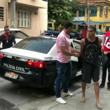 Lutador é preso acusado de matar homem na Tijuca, Rio, e postar foto da vítima em rede social