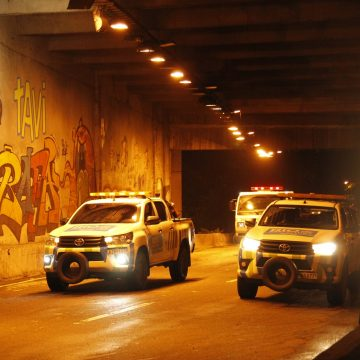Túnel Acústico é totalmente liberado e cidade volta ao estágio de normalidade