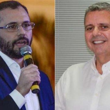 Mário e Tenório são oficialmente candidatos à presidência do Flu