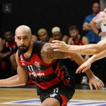 Flamengo bate o Botafogo e está na final do NBB