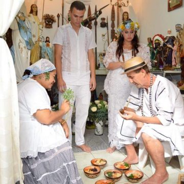 Dica cultural Agen Afro: Festividades de Preto Velho em comemoração ao dia 13 de maio