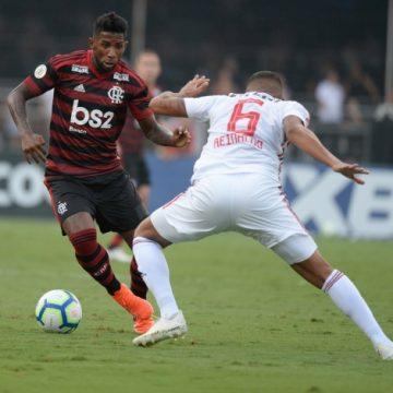Reservas do Flamengo arrancam empate de 1 a 1 com o São Paulo no Morumbi