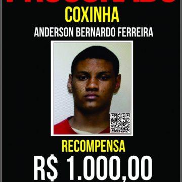 """Polícia procura por """"Coxinha"""", acusado de matar o vereador Wendel em Japeri"""