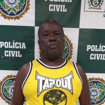 Bombeiro aposentado é preso após agredir amante em Nova Iguaçu