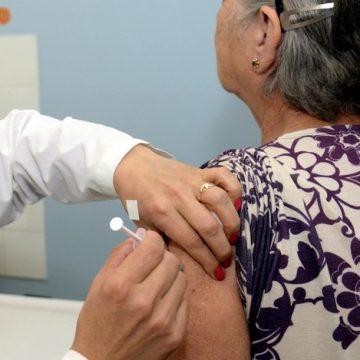 Vacinação contra a gripe entra na última semana