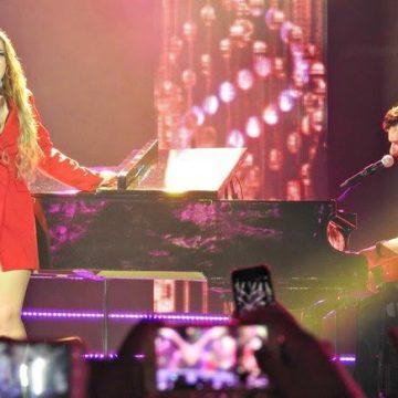 Marília Mendonça passa mal após confusão em show