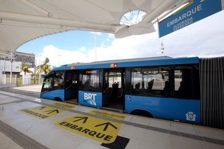 Homem é preso suspeito de assédio em BRT
