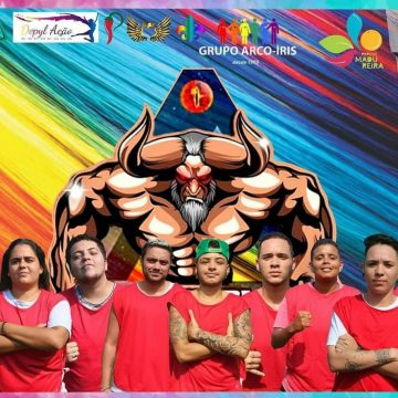 Primeiro time de futebol de homens trans do Rio de Janeiro ganha apoio do Parque de Madureira