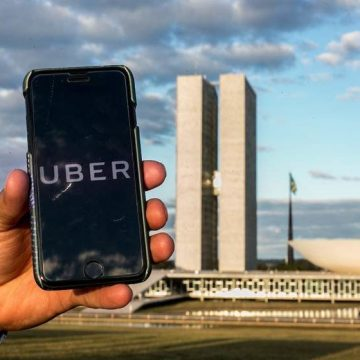 Motoristas da Uber fazem paralisação por 24 horas