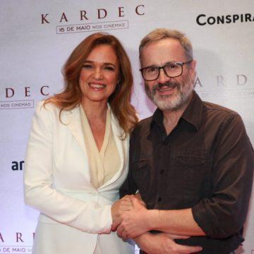 """Kardec"", de Wagner de Assis, teve pré-estreia lotada no Leblon"