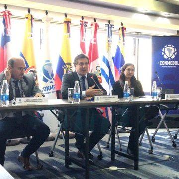 Presidente da Conmebol quer VAR na fase de grupos da Copa Libertadores em 2020